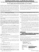Form Bi-472 Instructions - S Corporation Schedule