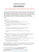 Sample Memorandum For Record - Department Of The Army / Air Force