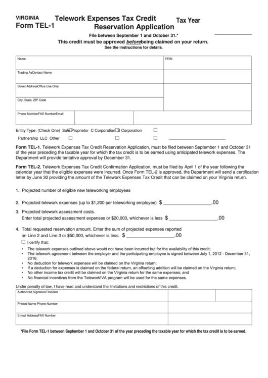 page_1_thumb_big Telework Application Form on