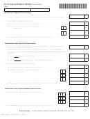 Virginia Schedule 763 Adj (form 763 Adj) - 2013