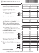 Virginia Schedule 760py Adj (form 760py Adj) - 2012