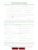 Form Mv-18e Affidavit - Affidavit To Support A Request For Correction Of The Vin Recorded On A Georgia Vehicle Title And Registration