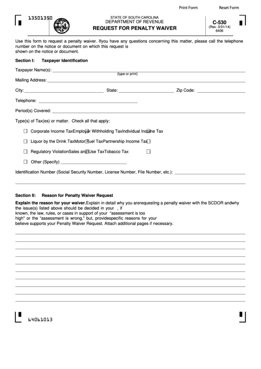 page_1_thumb_big Tax Penalty Waiver Application Form on free yoga, construction lien, personal injury, free printable lien, free medical, yoga class, contractor liability, simple lien,