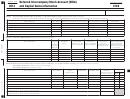 California Form 3726 - Deferred Intercompany Stock Account (disa) And Capital Gains Information - 2013