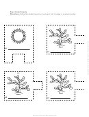 Food Links Cutouts Worksheet