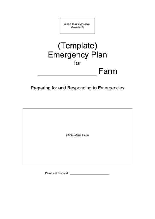 30 emergency plan templates free to download in pdf