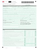 Form D-41 - Fiduciary Income Tax Return - 2012