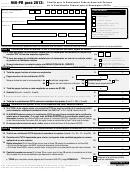 Formulario 940-pr - Planilla Para La Declaracion Federal Anual Del Patrono De La Contribucion Federal Para El Desempleo (futa)