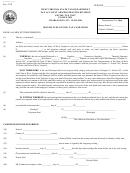 Form Wv/mft-510 A - Motor Fuel Excise Tax Cash Board