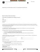 Form Ftb 3557c Lp - Application For Confirmation Letter For Limited Partnership Revival
