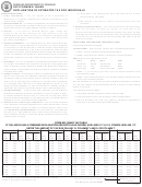 Form Mo-1040es - Declaration Of Estimated Tax For Individuals - 2012