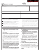 Form Mo-656 - Offer In Compromise - 2010
