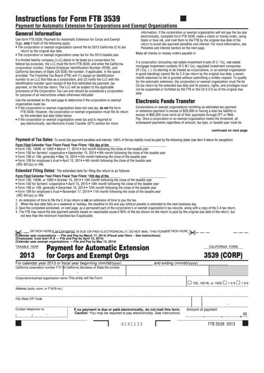 Ftb Form 3539 Solidique27