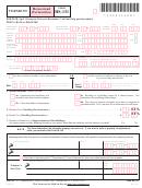 Form Hs-131 - Vermont Homestead Declaration