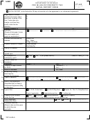 Form Pt-443 - Fee In Lieu Of Property Tax Initial Report Form
