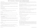 Form Ab-131 - Wisconsin Liquor Tax Multiple Schedule - 2013
