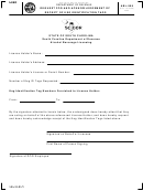 Form Abl-908 - Request For And Acknowledgement Of Receipt Of Keg Identification Tags Alcohol Beverage Licensing