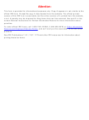 Form 1099-int - Interest Income - 2014