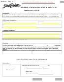 Form 0840 V1 - Affidavit Of Inspection Of Lpg Bulk Tank