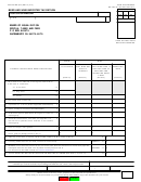 Form Boe-501-bw - Beer And Wine Importer Tax Return