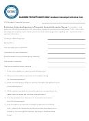 Academic Path Applicants Only-academic Internship Verification Form