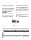 Form Dr 0158-n - Payment Voucher For Extension Of Time For Filing A Colorado Composite Nonresident Income Tax Return - 2014