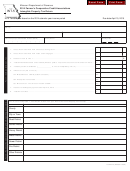 Form Int-5 - Missouri Farmer's Cooperative Credit Associations Intangible Property Tax Return - 2014