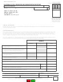 Form Boe-501-oa - California Oil Spill Prevention And Administration Fee Return