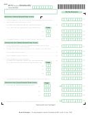 Virginia Schedule Adj (form 760-adj) - 2015