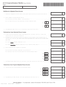 Virginia Schedule 763 Adj (form 763 Adj) - 2015