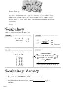 Teacher's Letter - Starting Unit 5