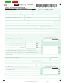 Schedule H - Columbia Homeowner And Renter Property Tax Credit - 2015