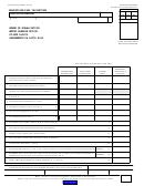 Form Boe-501-av - Vendor Use Fuel Tax Return