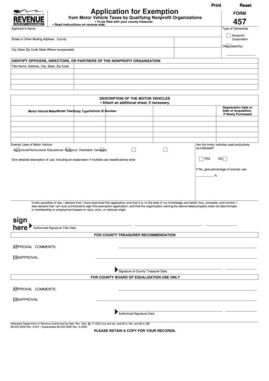 457 visa application form pdf