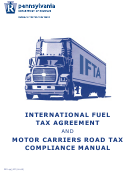 Rev-443 Mf - International Fuel Tax Agreement And Motor Carriers Road Tax Compliance Manual