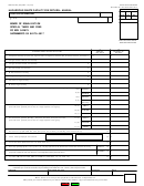 Form Boe-501-hf - Hazardous Waste Facility Fee Return - Annual