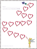 Tinkerbell Color Behavior Chart