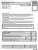 Form Boe-501-bwf - Marine Invasive Species Fee Return