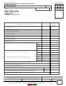 Form Boe-501-hfp2 - Hazardous Waste Facility Fee Prepayment Form Second Prepayment