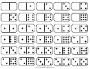 Domino Double-nine Set