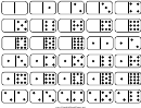 Domino Double-twelve Set