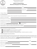 Offer In Compromise Business Request For Settlement Form