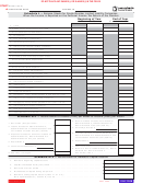 Form Rev-860 Ct - Schedule L - Balance Sheets For Single-member Limited Liability Companies