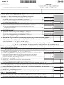 Form 8582-k - Kentucky Passive Activity Loss Limitations - 2015