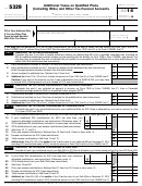 Form 5329 - Additional Taxes On Qualified Plans (including Iras) And Other Tax-favored Accounts - 2014