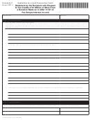 Schedule C (form Lpc-1) - Application For A Land Preservation Credit