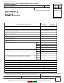 Form Boe-501-ffp2 - Hazardous Waste Facility Fee Prepayment Form - Federal Second Prepayment