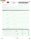 Form D-2441 - Child And Dependent Care Credit For Part-year Residents - 2015