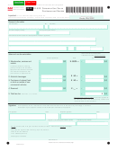 Form Fr-329 - Consumer Use Tax On Purchases And Rentals - 2015