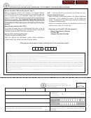 Form Mo-1120v - Corporation Income And Franchise Tax Payment Voucher - 2012